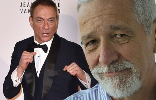 Article image for Trump, wealth and animals: Neil Mitchell's unconventional interview with Jean-Claude van Damme