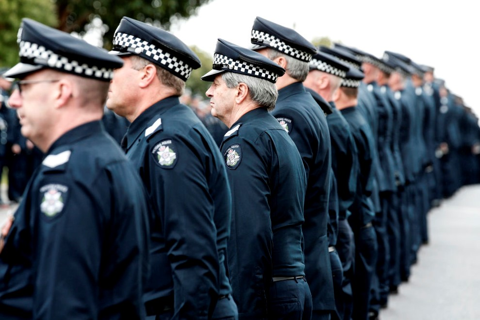 Article image for How Neil Mitchell thinks Victoria's next top cop should be chosen