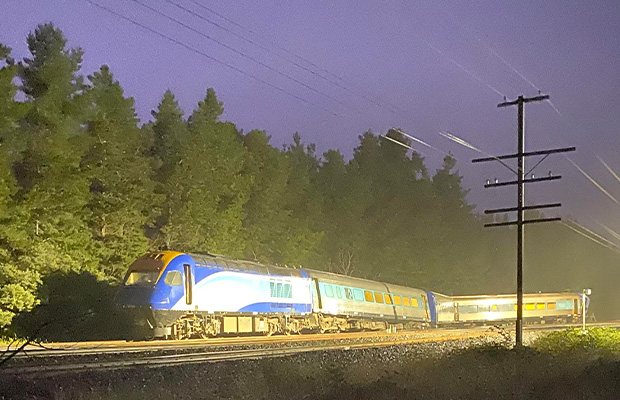 Article image for Two dead after Sydney to Melbourne passenger train derails near Wallan