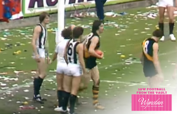 Article image for From The Vault: Collingwood v Richmond – 1980 VFL Grand Final
