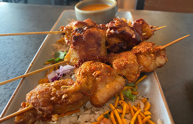 Article image for Kate reviews: Momo & Chillies — 'great tasting, good value food'