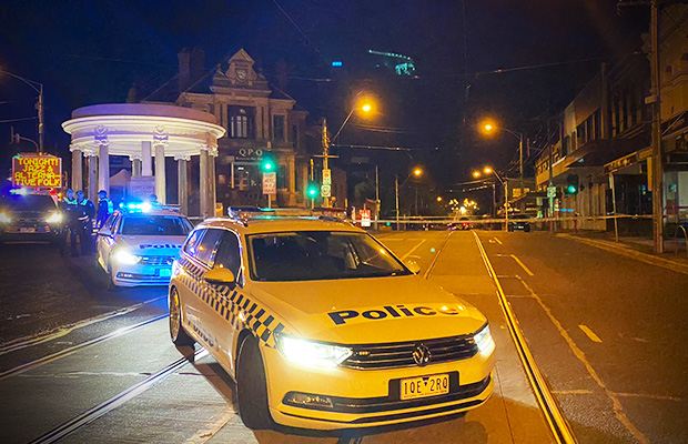 Article image for Suburban stabbing spree: Three dead, PSO injured in shocking 'random' violence