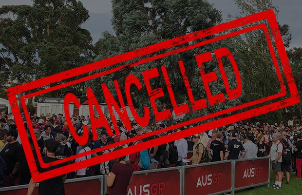 Article image for CANCELLED: Australian F1 Grand Prix called off