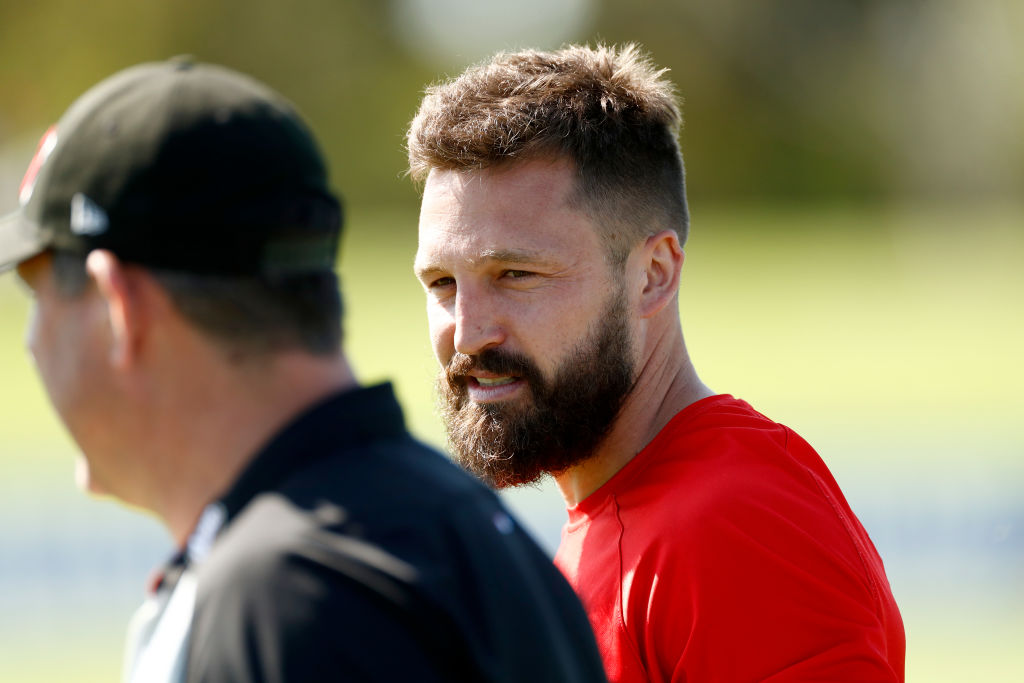 Article image for St Kilda skipper Jarryn Geary undergoes surgery