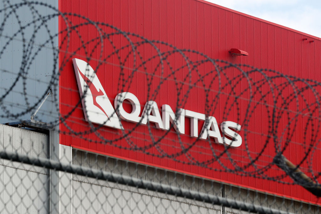 Article image for Qantas employees to be redistributed to 'in demand' industries during coronavirus pandemic