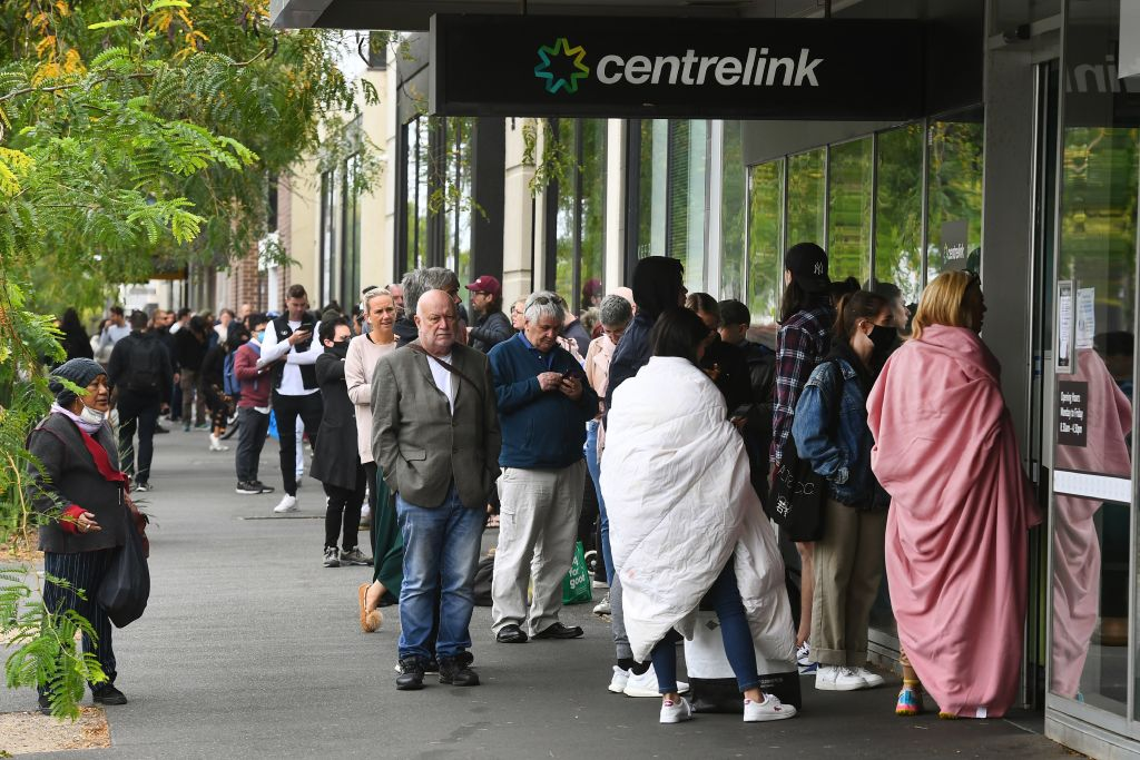 Article image for Centrelink assault: Man allegedly whacks pair who confronted him for jumping queue