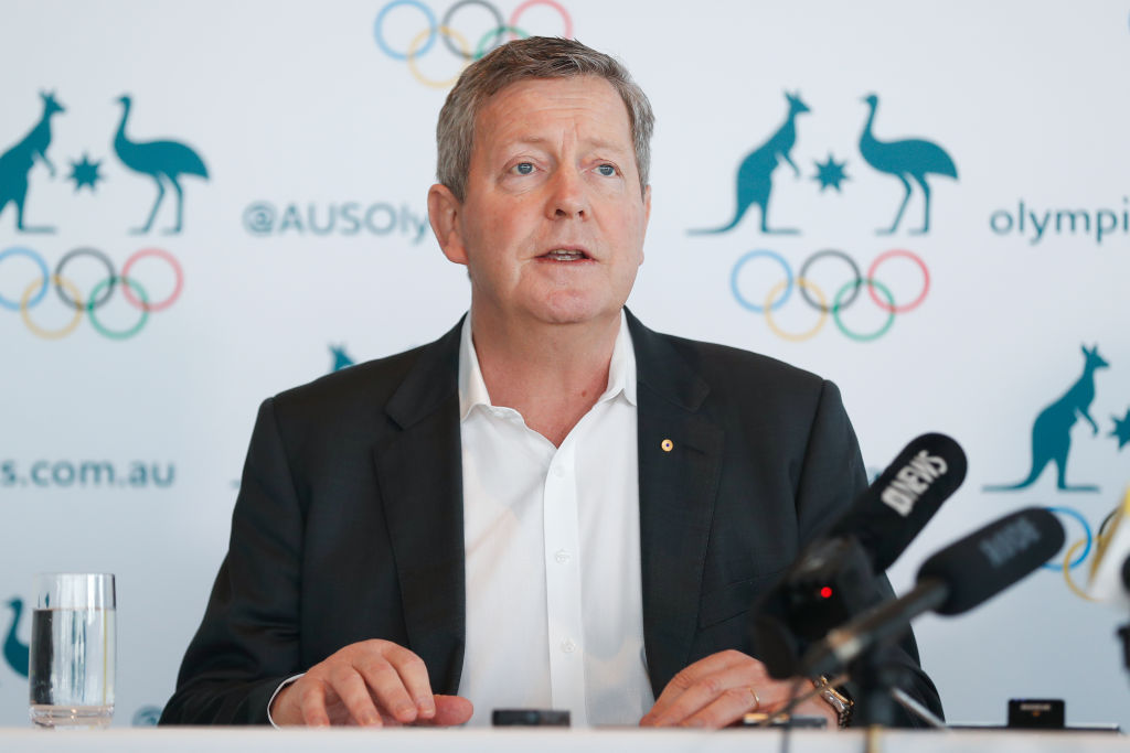 Article image for Olympic officials remain adamant Tokyo games could still go ahead, despite coronavirus pandemic