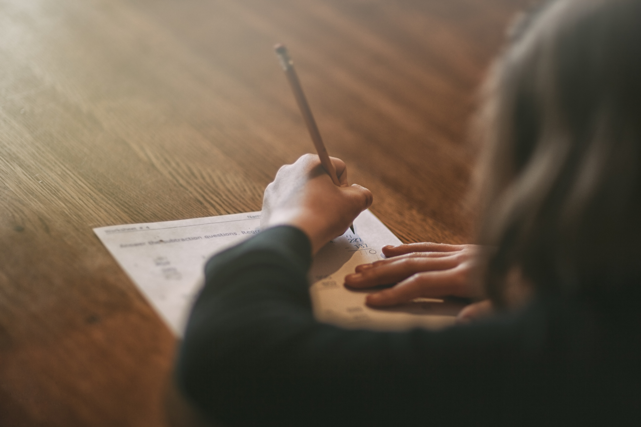 Article image for Why homework is a 'waste of time' for young kids