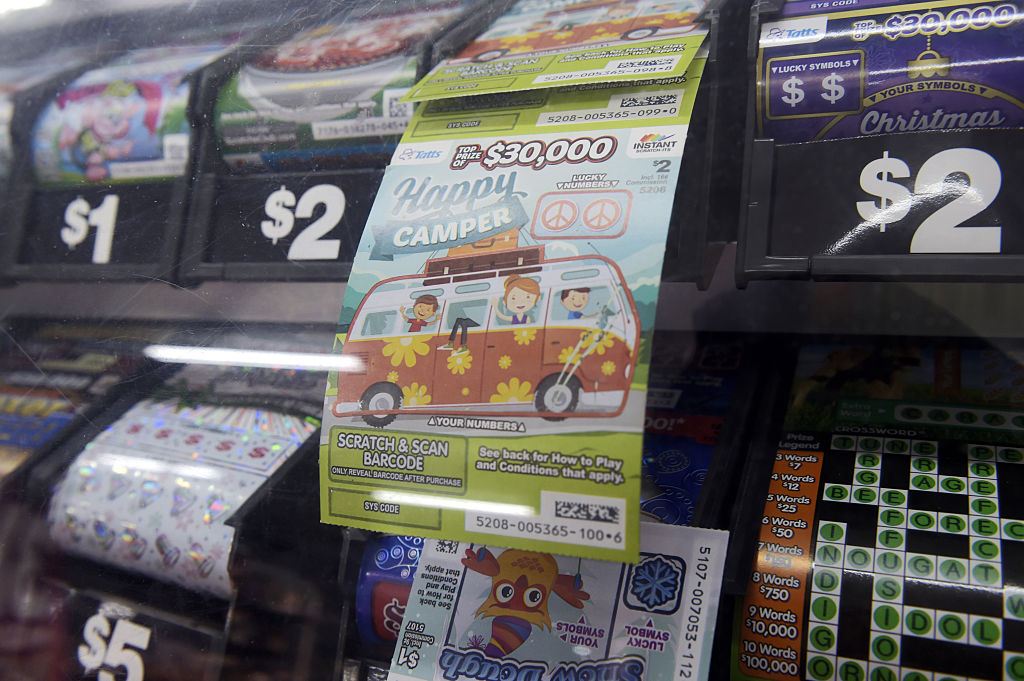 Article image for Push to ban use of credit cards for online gambling and purchase of lotto tickets