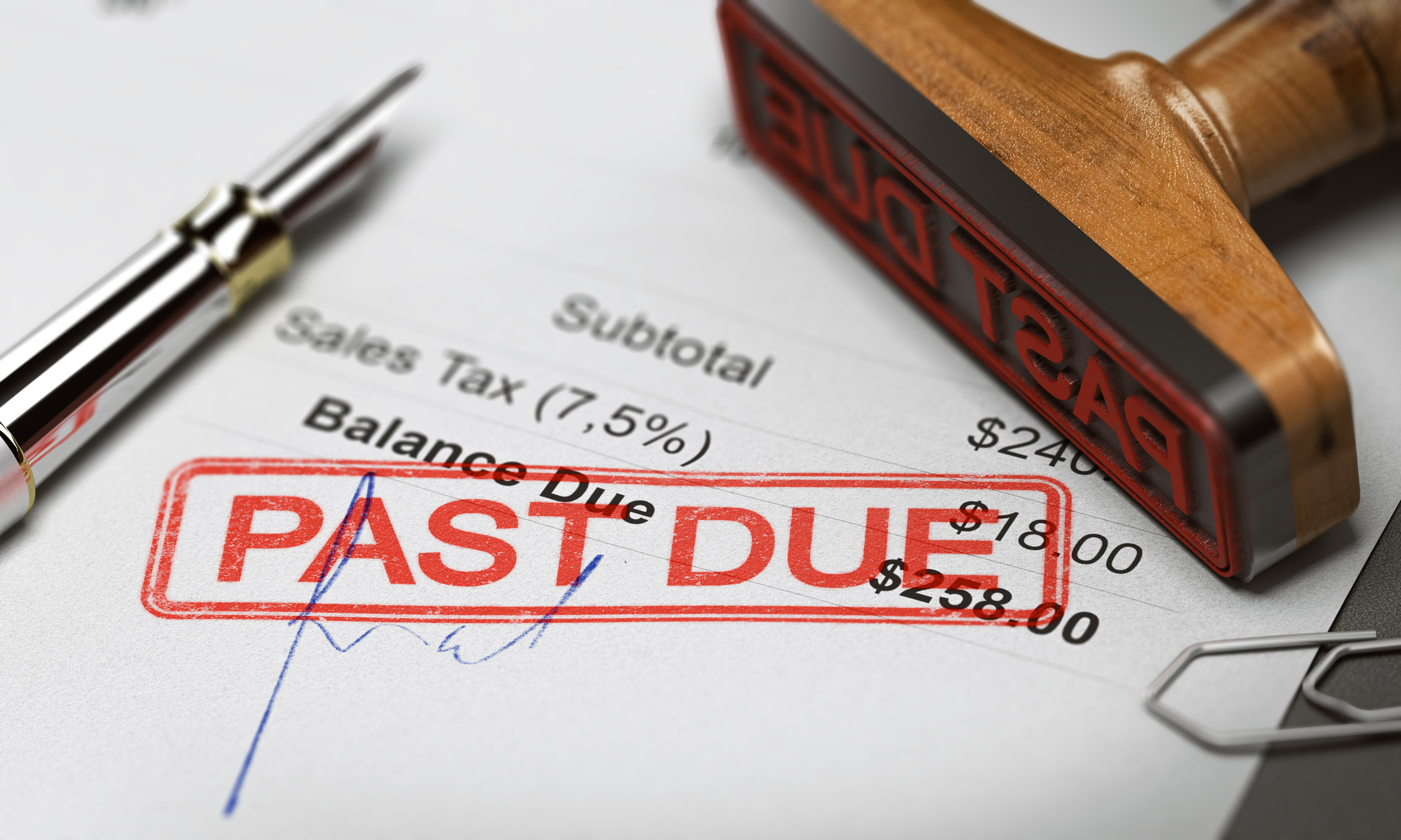 Article image for Payment chasing at 'epidemic' levels in Australia, says debt collector