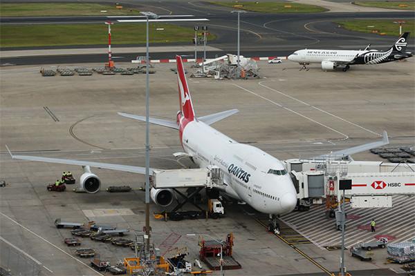 Article image for Qantas, Jetstar slashed: Most staff stood down