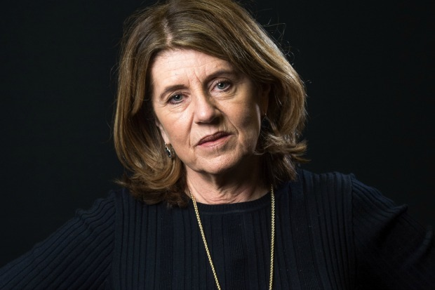 Article image for Caroline Wilson addresses the 'poor' relationship between the AFLPA and AFL