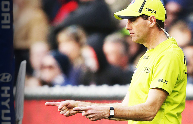 Article image for Rumour confirmed: AFL makes change to bring excitement back to goal umpire salute