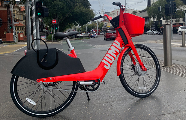 Article image for 3AW Mornings reviews the new JUMP share bikes