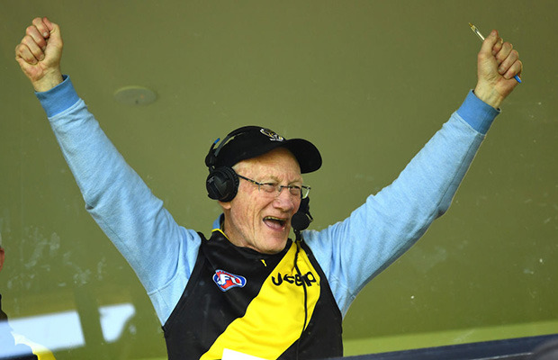 Article image for Kevin Bartlett joins 3AW Football's Sunday team