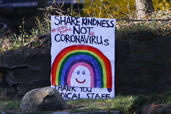 Article image for The Kindness Pandemic: Sharing stories of kindness amid coronavirus panic