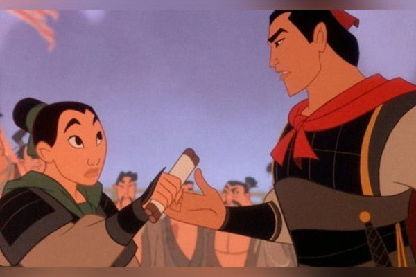 Article image for Disney drops Mulan character from new film because of #MeToo movement