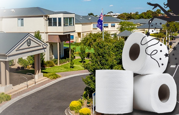 Article image for We've uncovered the Toilet Paper Fairies of Melbourne's west!