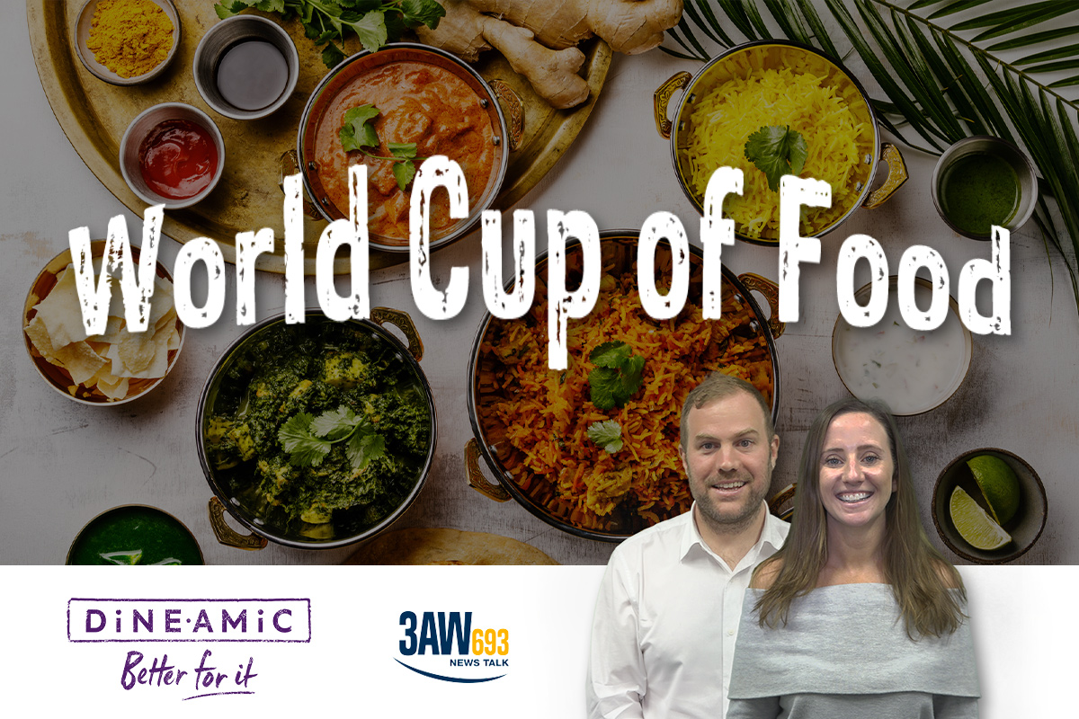 The World Cup of Food!