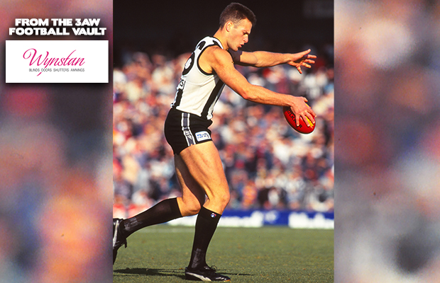 Article image for From The Vault: Collingwood v Essendon – Anzac Day, 1995