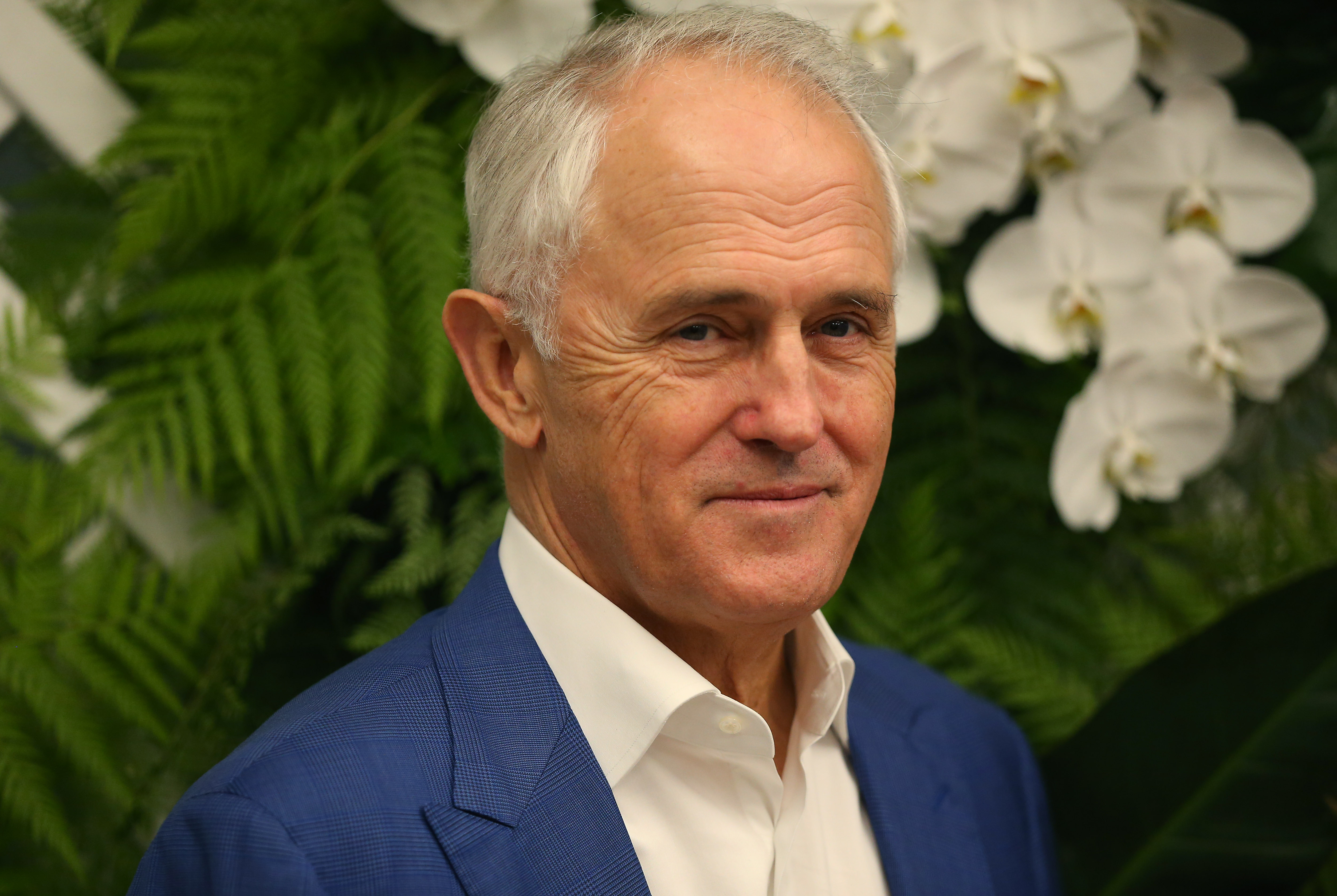 Article image for Malcolm Turnbull shares some very candid thoughts with Neil Mitchell