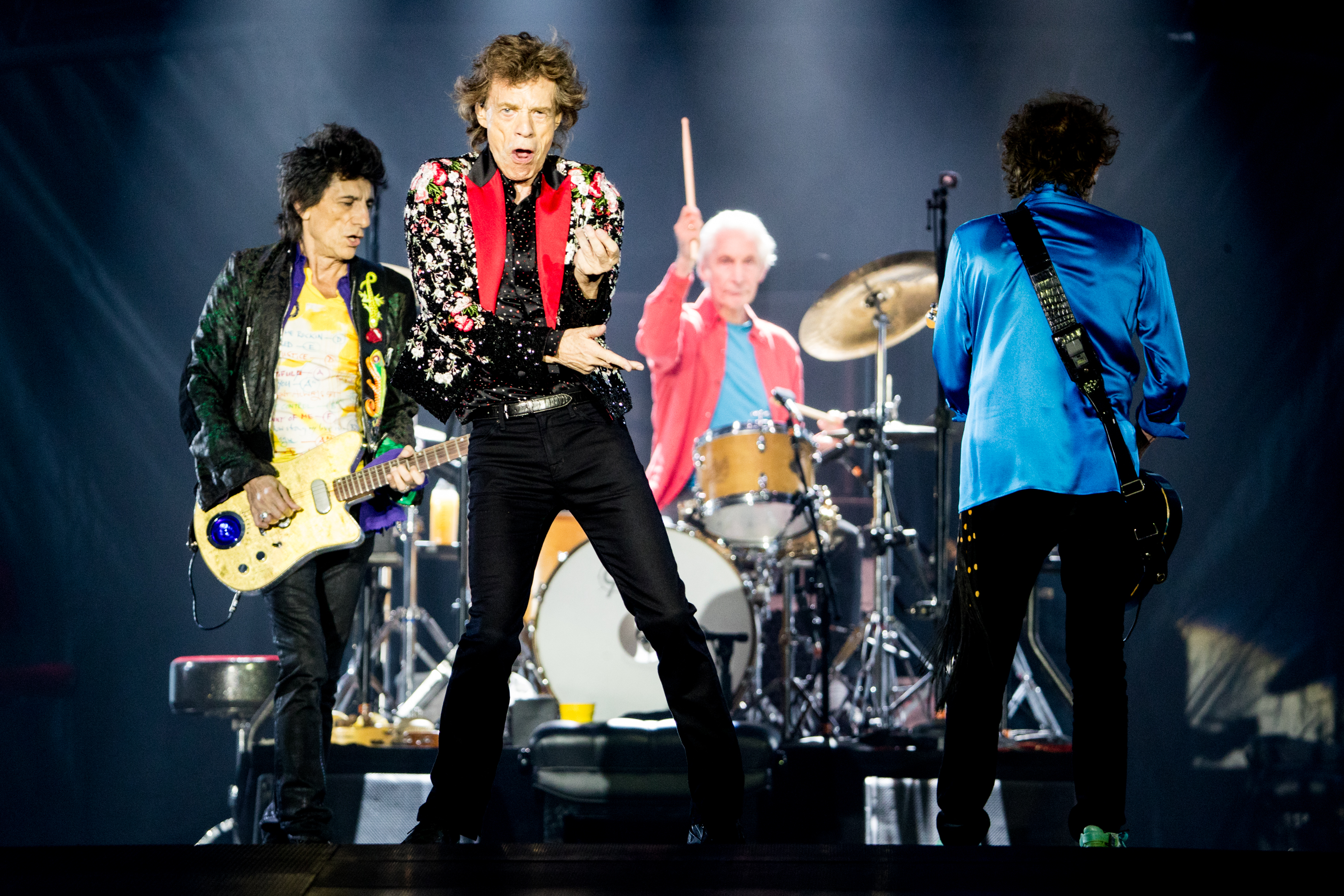 Article image for The Rolling Stones release first new song in eight years