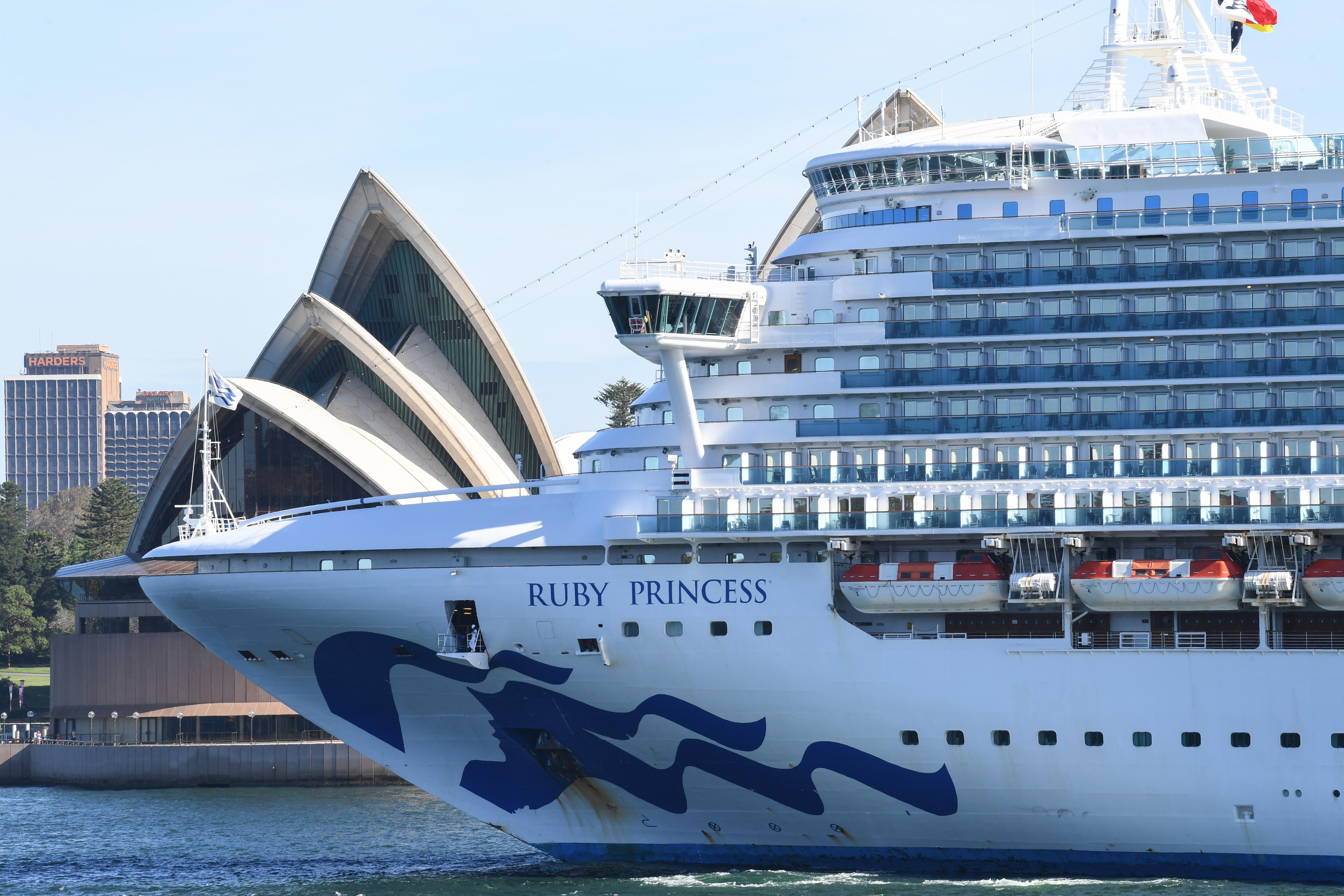 Article image for Cruise bookings soar 40 per cent despite deadly coronavirus cruise debacles