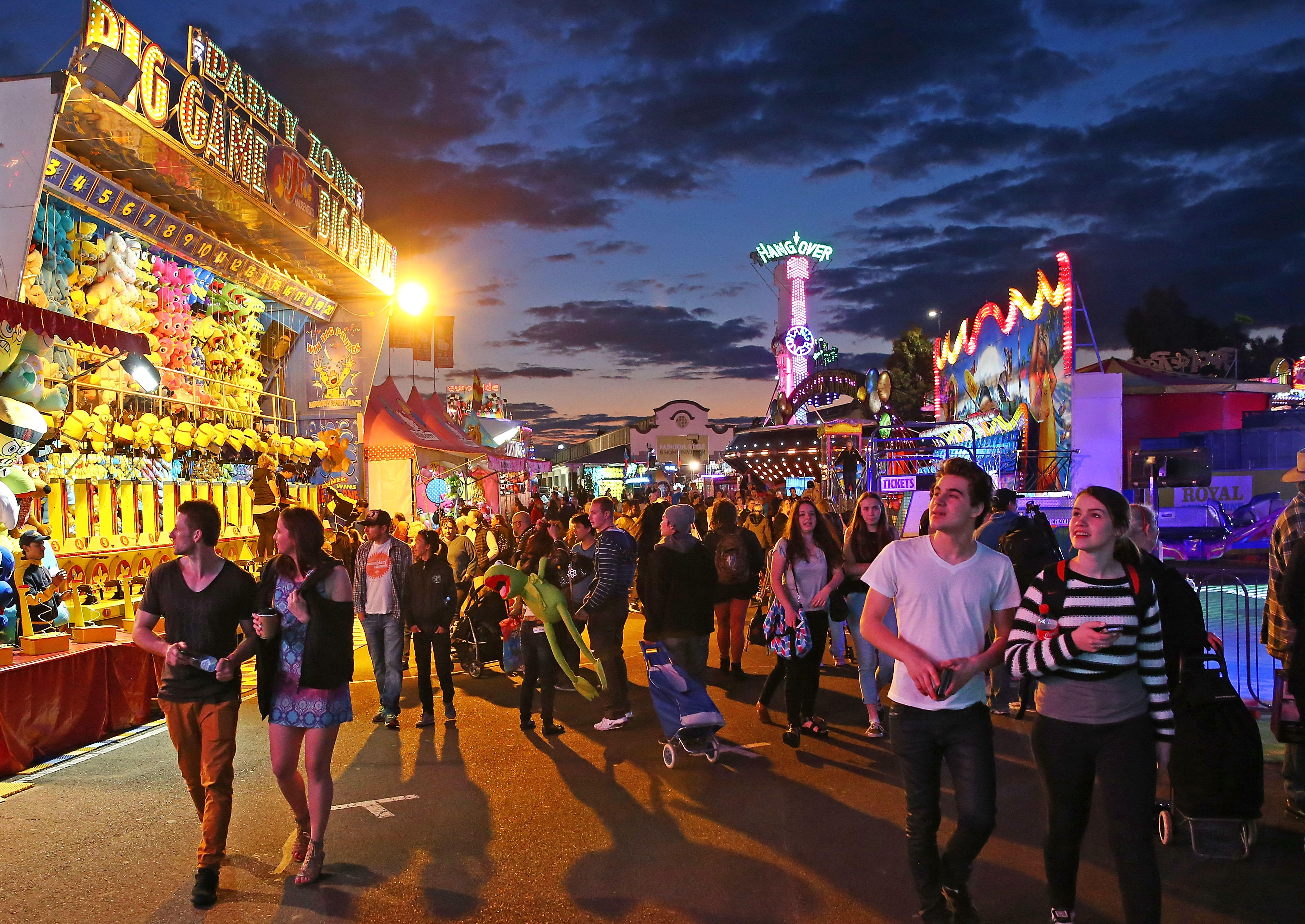 Article image for The 2020 Royal Melbourne Show has been cancelled