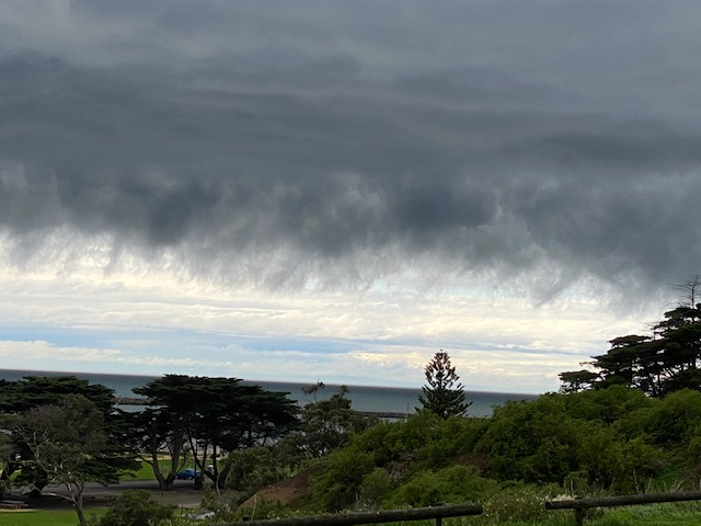 Article image for 'Look out, Melbourne': 3AW listener says this storm is headed our way