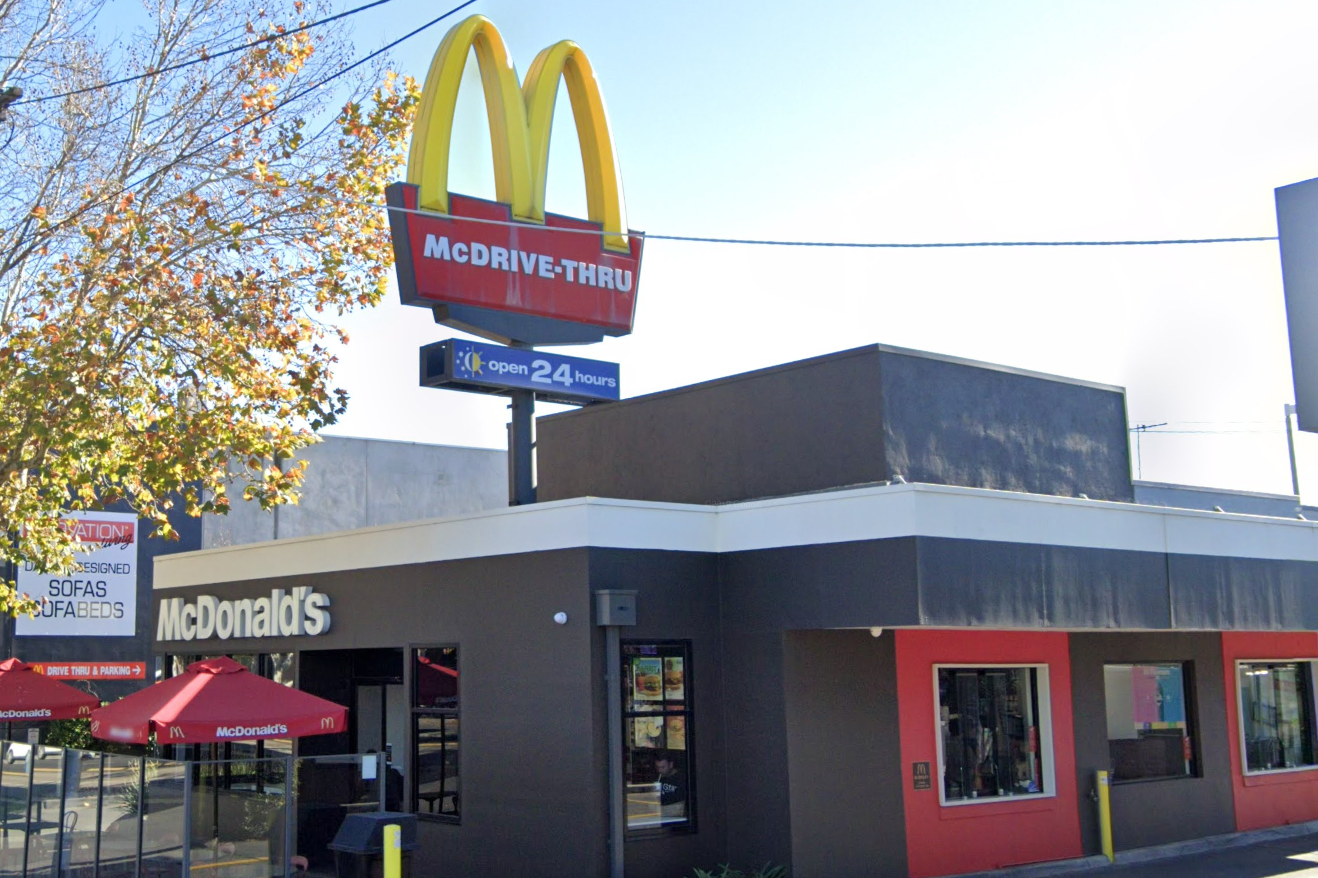 Rumour confirmed: McDonald's adds pantry items to its menu