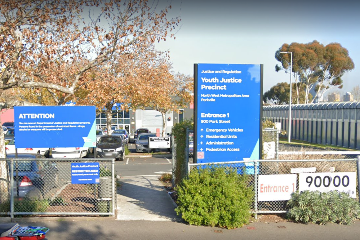 Article image for Youth prison riot: Two hospitalised after violent brawl at Parkville Youth Justice Centre