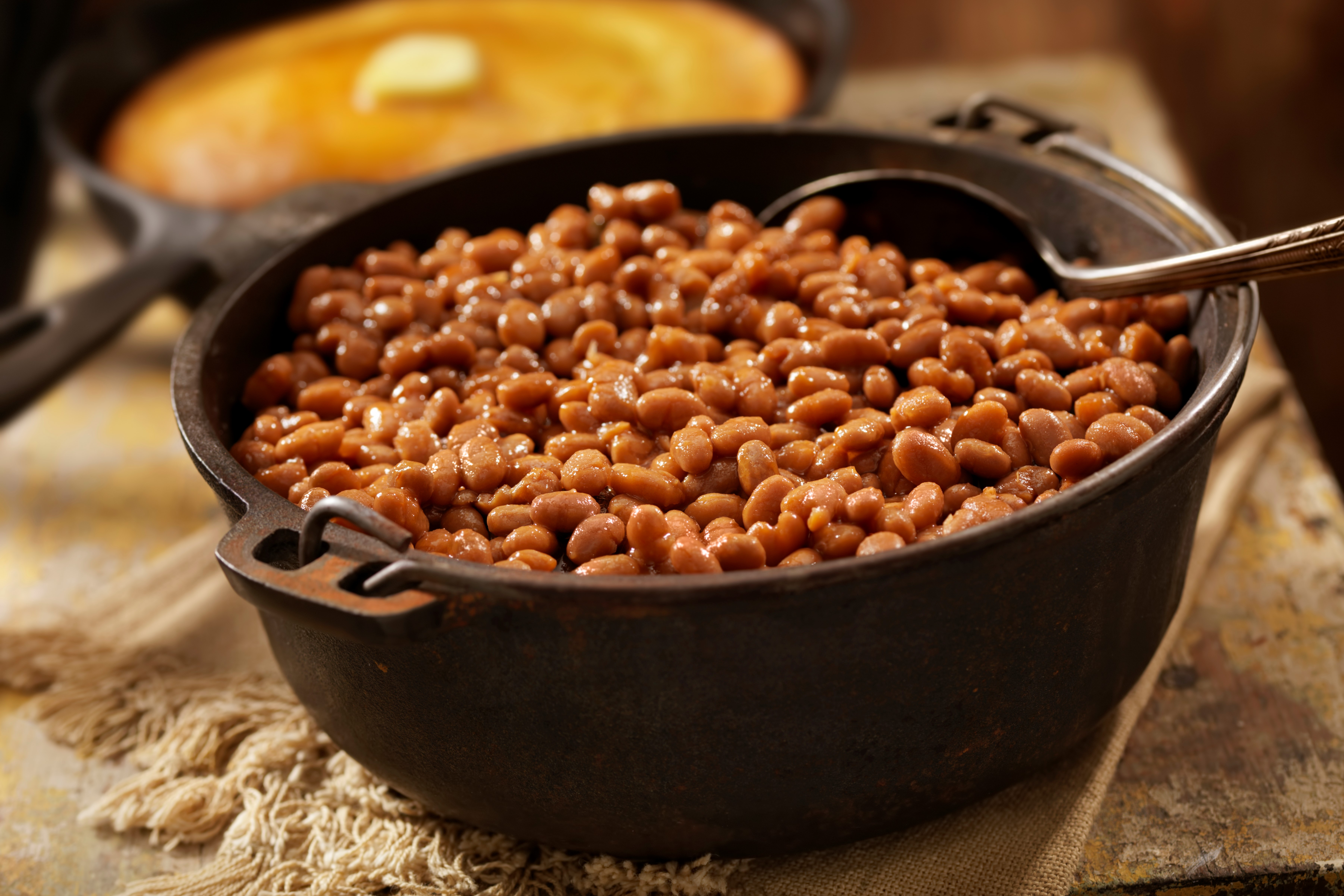 Article image for Adrian Richardson's recipe for homemade baked beans