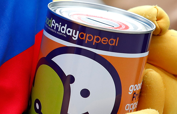 A 'challenging' time for the Good Friday Appeal