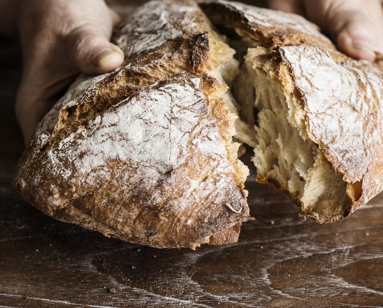 Adrian Richardson's no-knead sourdough bread recipe