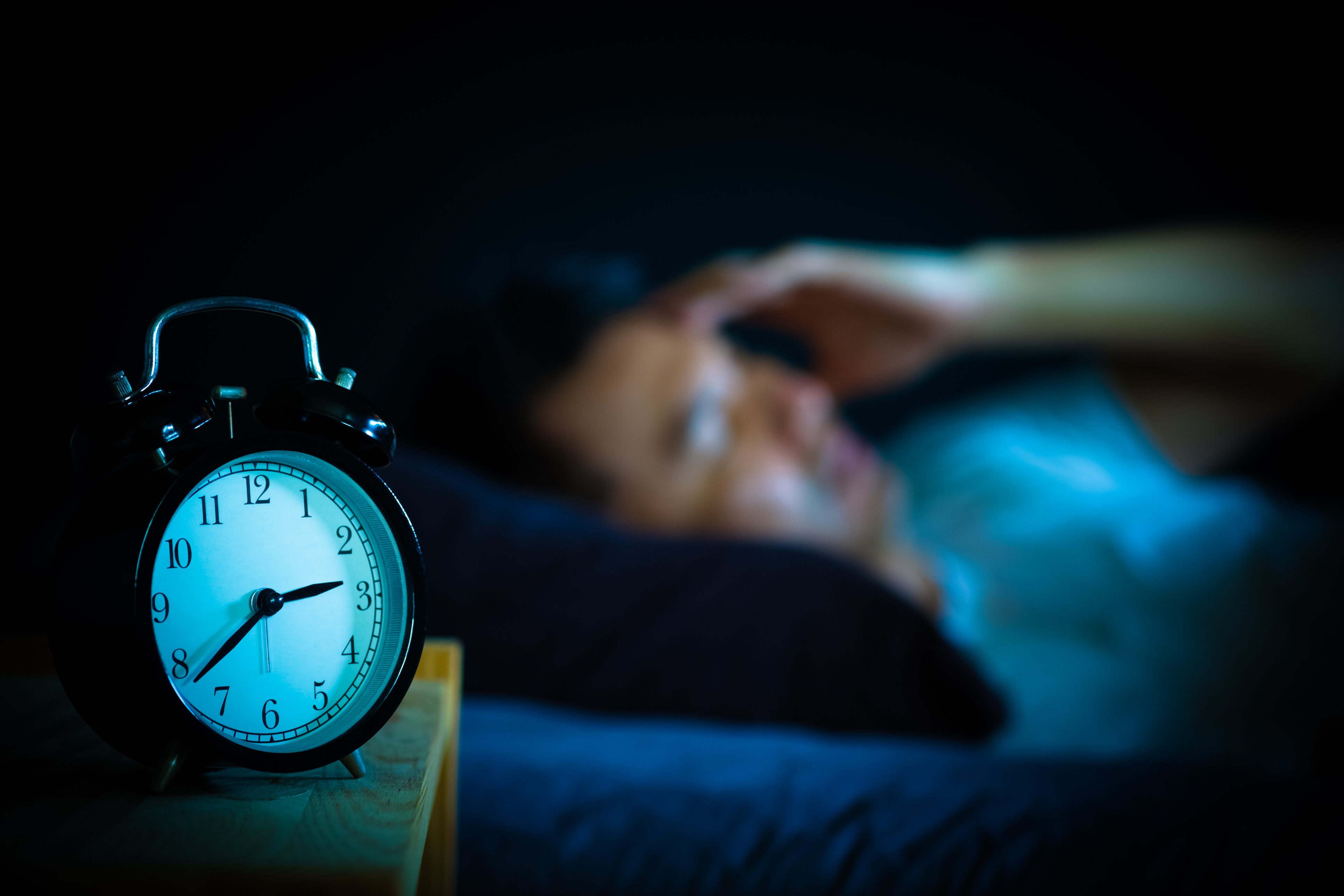 Article image for Why you may be sleeping poorly during coronavirus lockdown