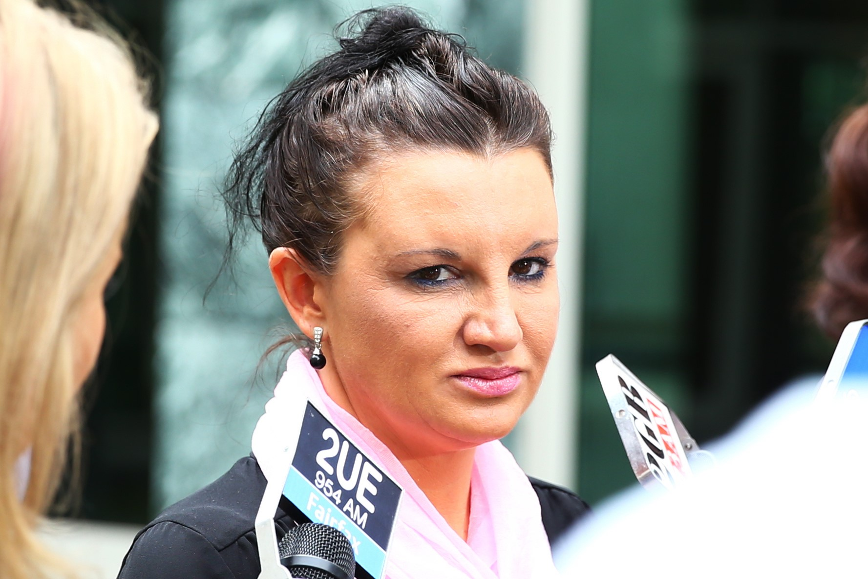 Article image for Jacqui Lambie fears Tasmanian COVID-19 outbreak could lead to 'a hell of a lot of deaths'