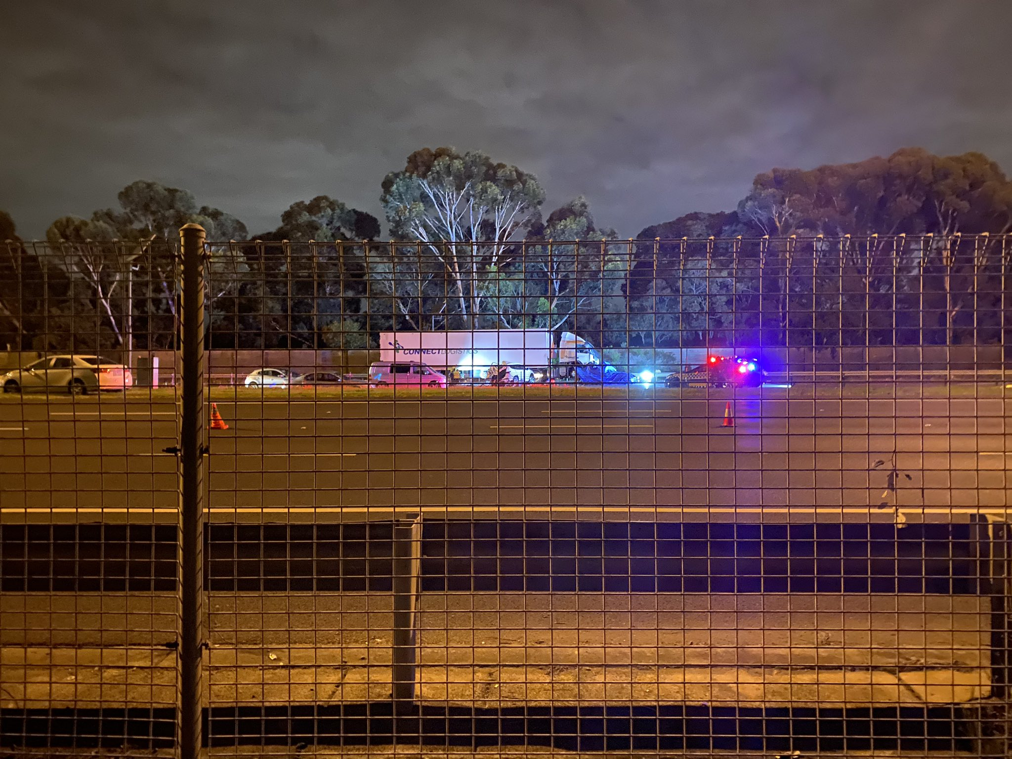 Article image for Piecing together the tragedy: Police call for help to investigate Eastern Freeway horror
