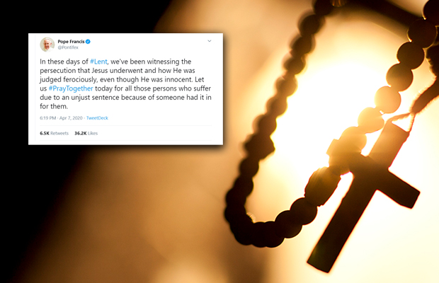 Article image for Provocative Pope tweet 'entirely misunderstood', says Archbishop of Melbourne