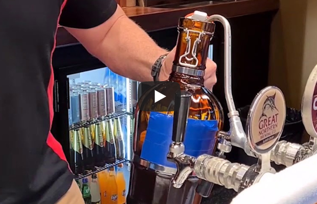 Article image for Tony Leonard: How you can enjoy a tap beer from home during the COVID-19 lockdown!