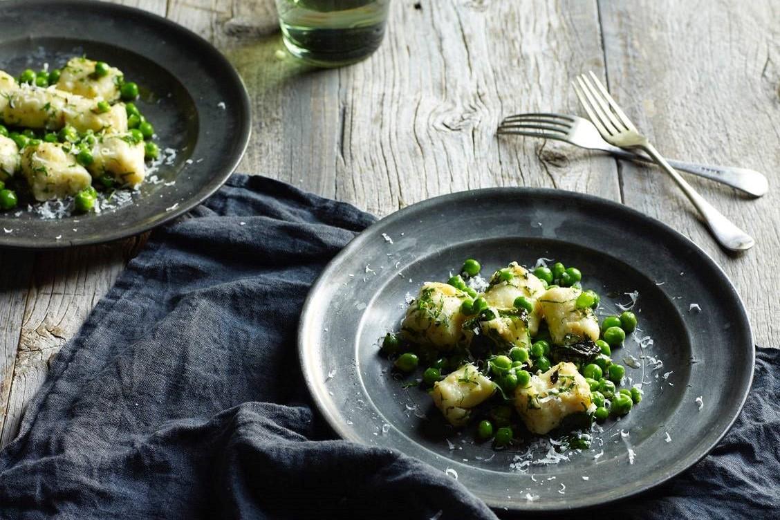 Article image for Adrian Richardson's ricotta gnocchi recipe
