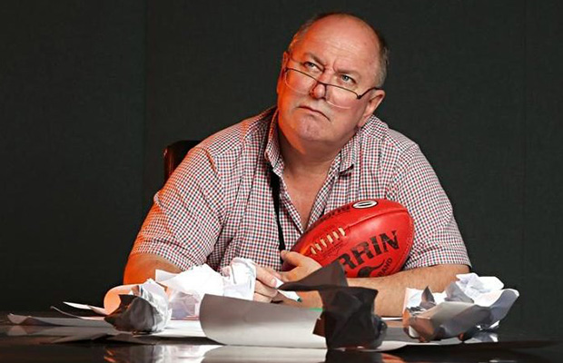 Article image for #MissYouFooty: Ross's Love Letter To Footy goes online