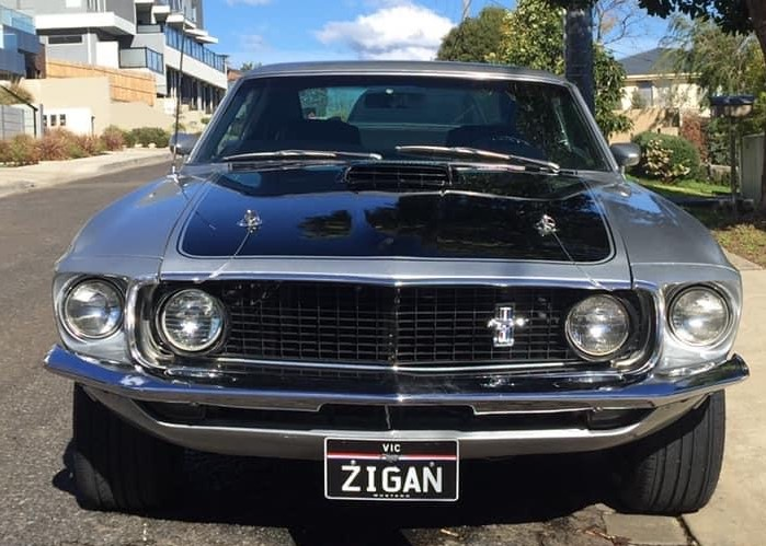 Article image for Have you seen this car? Frontline worker's 1969 Mustang stolen