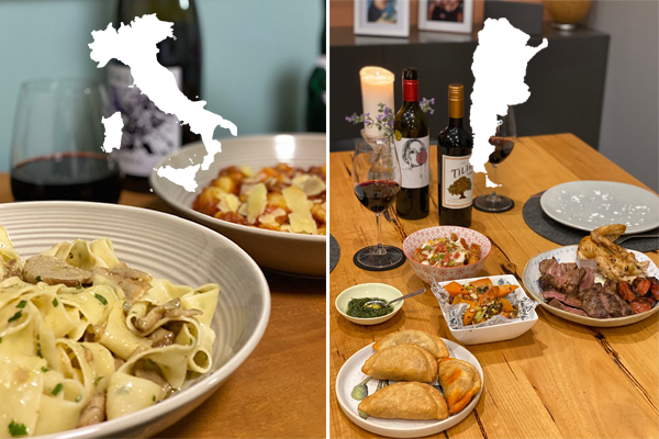 Article image for The World Cup of Food: Italy vs Argentina