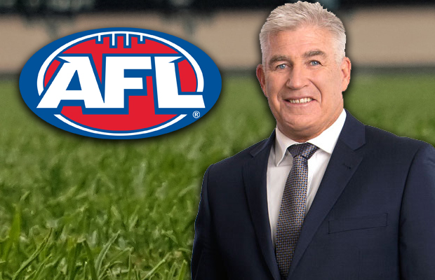 Article image for Gerard Healy says there's only 'one choice' for the AFL grand final