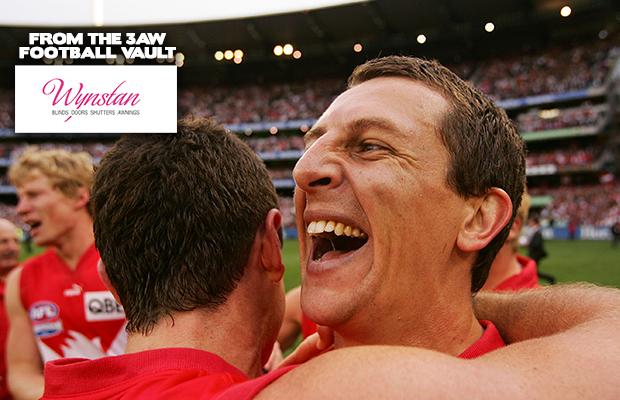 Article image for From The Vault: 2005 AFL Grand Final – Sydney v West Coast