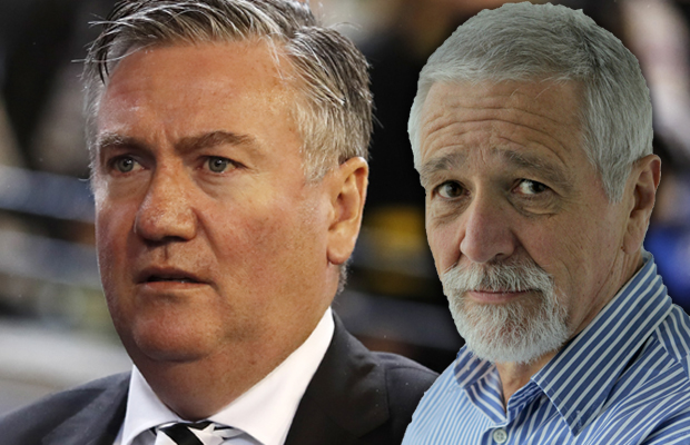 Article image for Neil Mitchell addresses latest controversy involving 'untouchable Eddie'