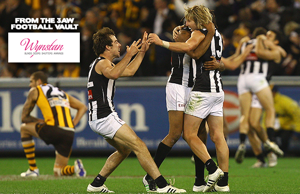Article image for From The 3AW Vault: 2011 Preliminary Final – Collingwood v Hawthorn