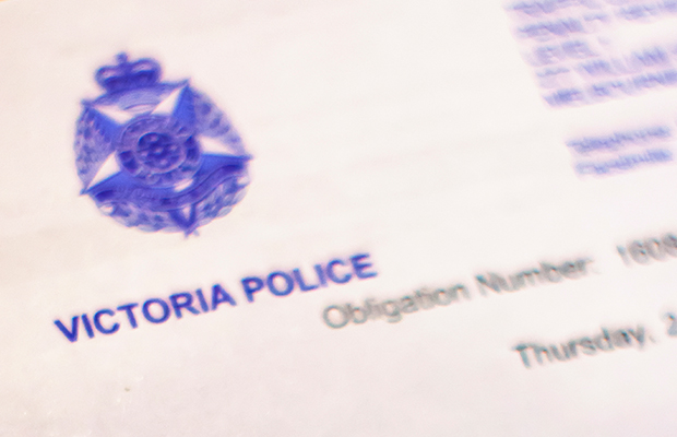 Article image for Victoria Police must now seek approval before issuing COVID-19 fines