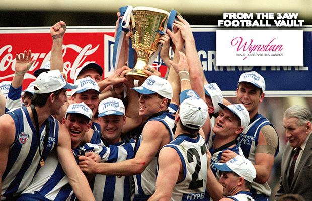 Article image for From The Vault: 1996 AFL Grand Final – North Melbourne v Sydney