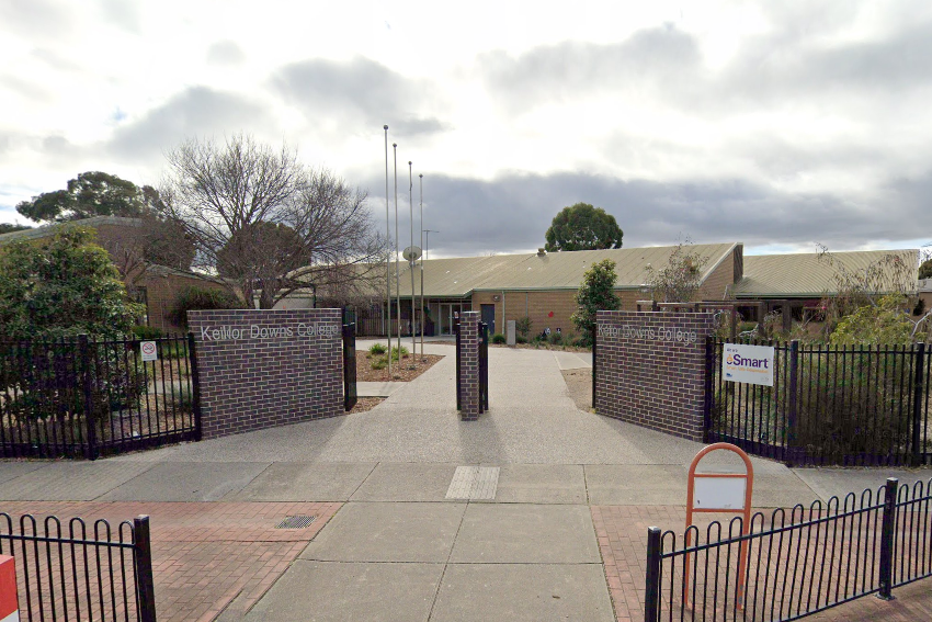 Article image for COVID-19 in schools: One Melbourne school in lockdown, students at two other schools in isolation